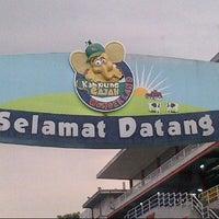 Photo taken at Kampung Gajah Wonderland by Arief M. on 7/16/2012