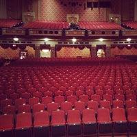 Photo taken at Warner Theatre by Jayson W. on 11/27/2011