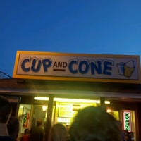 Photo taken at Cup and Cone by Chris R. on 7/1/2012