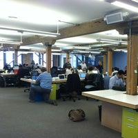 Photo taken at Gigaom HQ by Ian K. on 2/16/2012