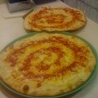 Photo taken at Manco & Manco Pizza by Kristin L. on 7/30/2011