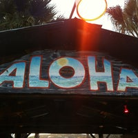 Photo taken at Hula Hut by Tom K. on 12/31/2011