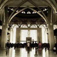 Photo taken at Masjid Tuanku Mizan Zainal Abidin (Masjid Besi) by Azim H. on 8/10/2012