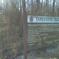 Photo taken at Tamenend Park by Tom S. on 1/7/2012