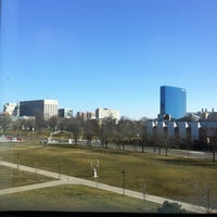 Photo taken at IUPUI:  University Library (UL) by Adam R. on 2/26/2012