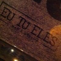 Photo taken at Eu, Tu, Eles by Raphael F. on 3/13/2012