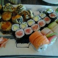 Photo taken at Sushi Thai by Alexandra R. on 12/1/2011
