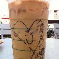 Photo taken at Starbucks by f on 1/25/2011
