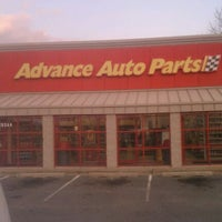 Photo taken at Advance Auto Parts by Ryan B. on 3/13/2012