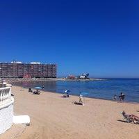 Photo taken at Playa El Salaret / Los Locos by Noora S. on 5/9/2012