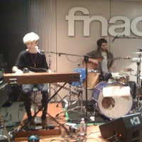Photo taken at Fnac by maddalena f. on 3/19/2011