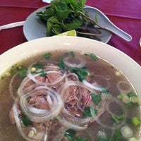 Photo taken at CayDa Vietnamese Restaurant by Vaughan D. on 1/5/2012