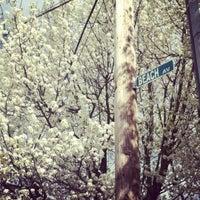Photo taken at Conimicut Village by Jenna M. on 4/9/2012