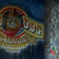 Photo taken at Red Dog Saloon by Keath on 9/9/2012