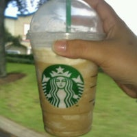 Photo taken at Starbucks by Ashley D. on 11/7/2011