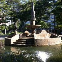 Foto tirada no(a) Praça General Osório por Anne Louise D. em 1/3/2012