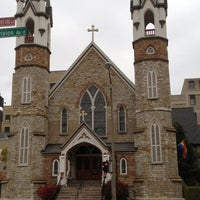 Photo taken at St Mark's Episcopal Church by Nkj F. on 10/30/2011