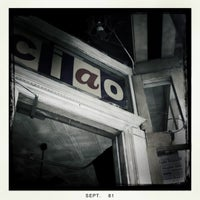 Photo taken at Ciao Wine Bar by Nicolas V. on 9/17/2011