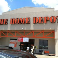 Photo taken at The Home Depot by Travis C. on 7/12/2012