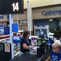 Photo taken at Walmart Supercenter by Joshua K. on 7/9/2011