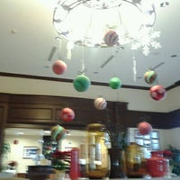 Photo taken at Four Points by Sheraton Ontario-Rancho Cucamonga by Nova H. on 12/17/2011