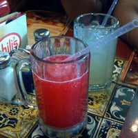 Photo taken at Chili's Plaza Pabellón by Alex D. on 12/21/2011