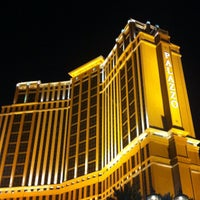 Photo taken at The Palazzo Resort Hotel & Casino by James B. on 10/14/2011