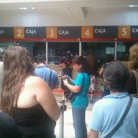 Photo taken at BancoEstado by Héctor P. on 2/14/2012