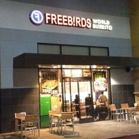 Photo taken at Freebirds World Burrito by Craig Y. on 1/28/2012