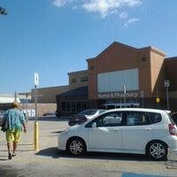 Photo taken at Walmart Supercenter by Brandie R. on 10/15/2011