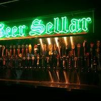 Photo taken at Beer Sellar by B Ian on 4/15/2012