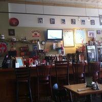Photo taken at La Creperia Cafe by Eddie L. on 3/9/2012