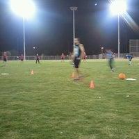Photo taken at Kiwanis Park Softball Complex by Alex F. on 5/25/2012