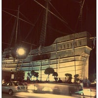Photo taken at Kompleks Muzium Maritim (Samudera / Flor de La Mar) by Khairul N. on 11/28/2011