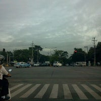 Photo taken at Quezon Avenue by Tj A. on 6/5/2012