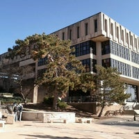 Photo taken at Wescoe Hall by Matthew P. on 12/7/2011