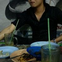 Photo taken at Nusa Jaya Pecal Lele by Gery C. on 12/15/2011