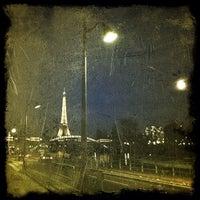 Photo taken at La Seine by Julien L. on 11/11/2011
