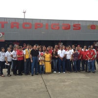 Photo taken at Tropigas de Panama by Rodrigo H. on 11/19/2011