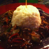 Photo taken at Kedai Ayee by Aan P. on 6/27/2012