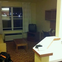 Photo taken at TownePlace Suites by Marriott by Zachary H. on 8/28/2011