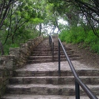 Photo taken at Covert Park at Mt. Bonnell by Samantha K. on 3/19/2012