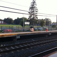 Photo taken at LIRR - Sayville Station by Josh A. on 7/24/2011