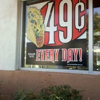 Photo taken at Del Taco by Annette B. on 11/1/2011