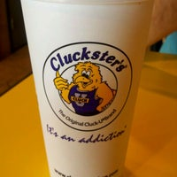 Photo taken at Cluck U Chicken by Matt A. on 8/30/2011