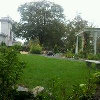 Photo taken at Children's Garden At West Parish by Macy on 10/2/2011