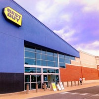 Photo taken at Best Buy by Blessed B. on 6/12/2012