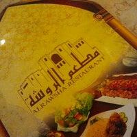 Photo taken at Al Rawsha Restaurant by Safarina J. on 1/14/2012