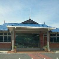 Photo taken at Institut Perikanan Malaysia by Hirfarisyam I. on 8/22/2011