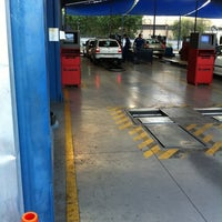Photo taken at Planta Revisión Técnica TUV by Rodrigo B. on 12/27/2011